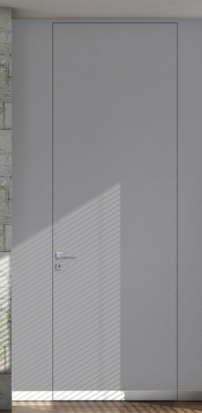 Porta filo muro batt 70x210 walldoor - De Rosa Srl