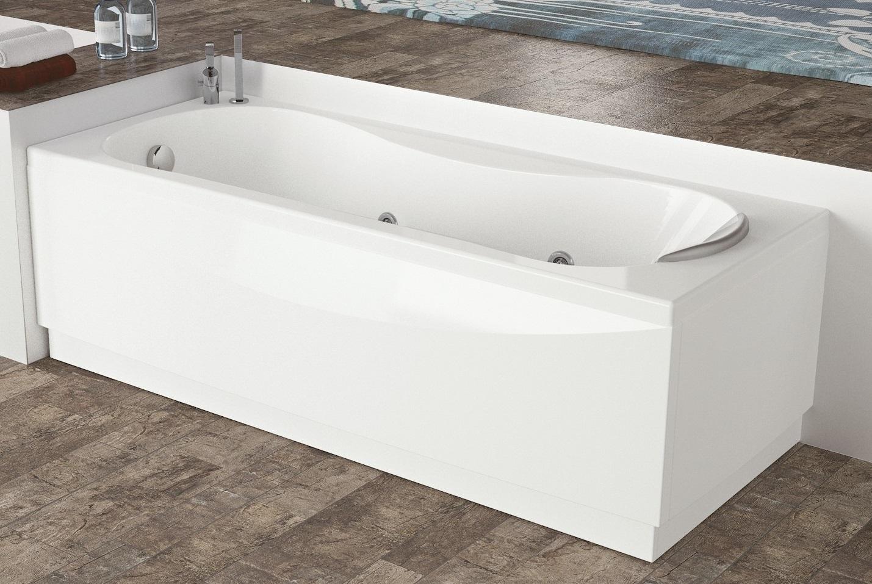 Vasca calos 170x80 whir rub pann - De Rosa Srl