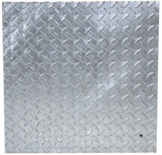 Lamiera Alluminio Mandorlata Mm 2 5 1000x2000 De Rosa Srl