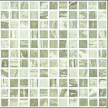 Sottosopra menta 20x20 mosaico verde tono 51a pc 1 52 de for Piastrelle 20x20 finto mosaico