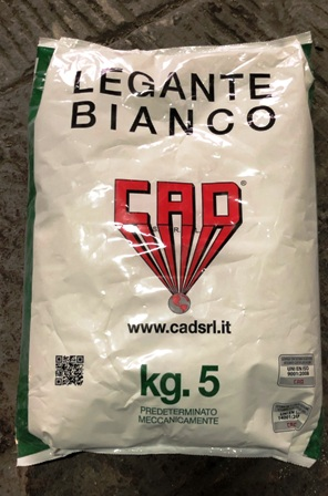 CEMENTO BIANCO CAD ***KG.5***