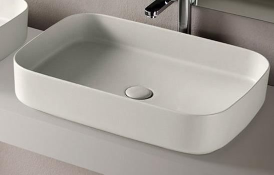 Ceramica Cielo Lavabo Shui.Lavabo Shui Comfort 60x40 B Co Shcolar60 Con Piletta