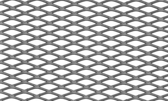 Lamiera Alluminio Mandorlata Mm 3 1500x3000 De Rosa Srl