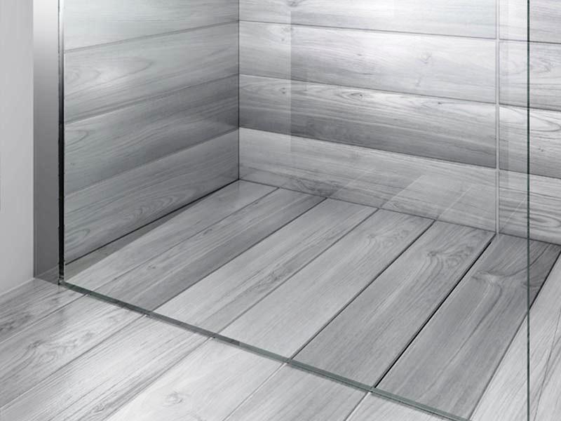 Piatto doccia level rivestibile 90x90 120x80 revestech de rosa srl - Rivestire piatto doccia ...