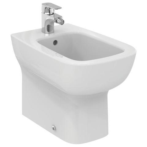 Lavatoio 45x50 con ceramica bianco 1anta - De Rosa Srl