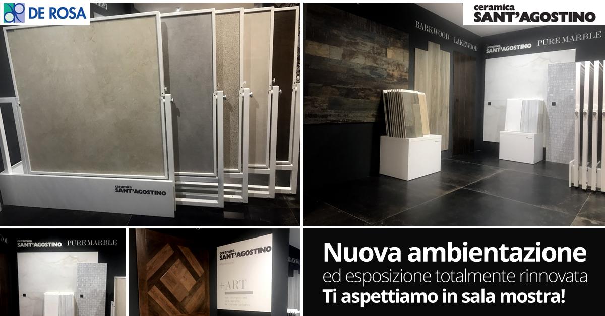 Rivenditori Ceramica Sant Agostino.Nuova Ambientazione Esplora Le Novita Ceramica Sant Agostino De